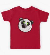 Cute Panda Bear Kids Tee