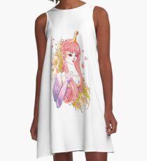 Princess Bubblegum A-Line Dress