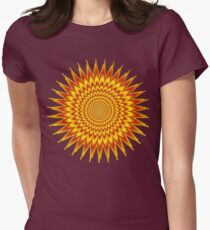 SUN STAR OPTICAL ILLUSION T-Shirt