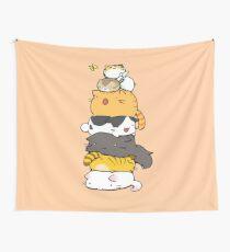 Cute kittens Wall Tapestry