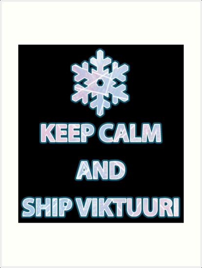 1f434423d5e14 Keep calm and ship Viktuuri