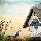 Building A Nest by Penny Odom