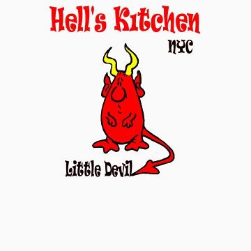 Little Devil Hell's Kitchen NYC by Urban59