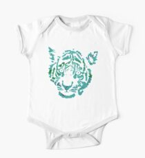 Tiger Number 6 One Piece - Short Sleeve