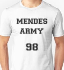 MENDES ARMY  Unisex T-Shirt