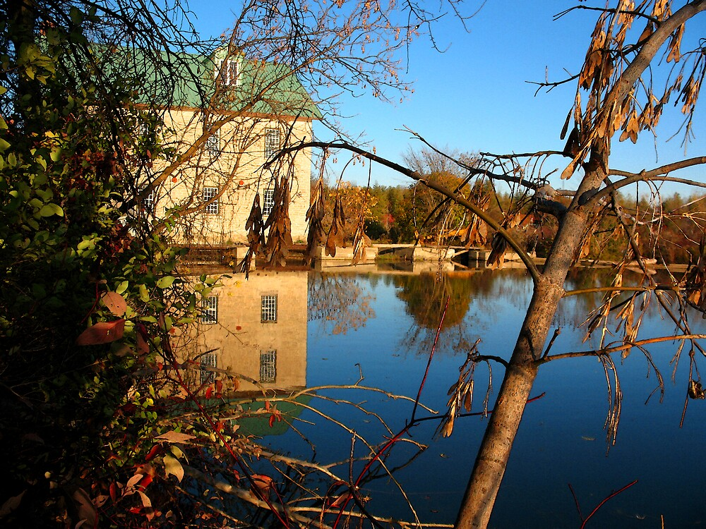Fowlds Mill by nikspix