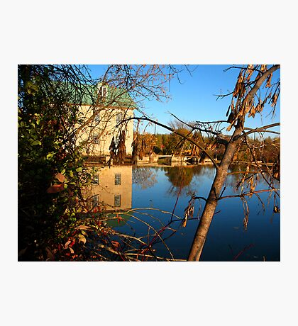Fowlds Mill Photographic Print