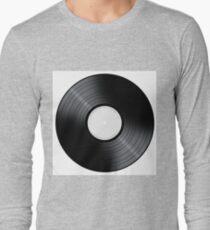 Music Record Long Sleeve T-Shirt