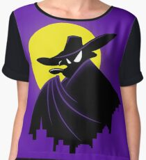 Let's Get Dangerous! Women's Chiffon Top