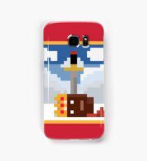 My Beautiful Dark Twisted 8-bit Fantasy (King Kanye Alternate) Samsung Galaxy Case/Skin
