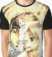 Natsu Dragneel Graphic T-Shirt