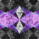 Marble Geometric Background G433 by MEDUSA GraphicART
