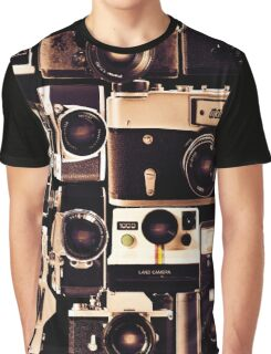 My First Camera Graphic T-Shirt