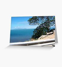 magnetic island ,queensland Greeting Card