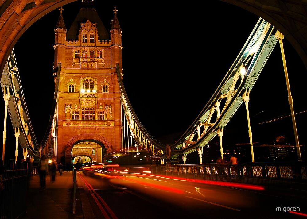 Tower Bridge by mlgoren