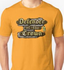 Gaming [C64] - Defender of the Crown Unisex T-Shirt