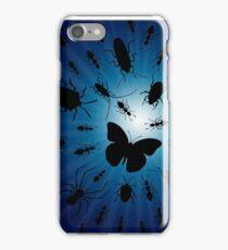 night bugs iPhone Case/Skin