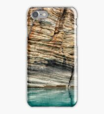 Years of Movement Imprinted in Rock iPhone Case/Skin