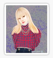BLACKPINK Lisa Sticker