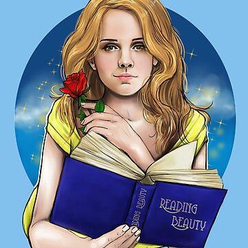 Reading Beauty by jjlockhART
