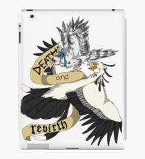 Death and Rebirth iPad Case/Skin