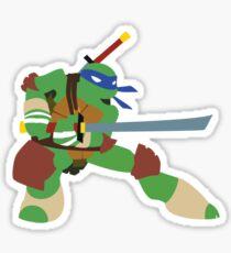 Leonardo Sticker - Nickelodeon's TMNT Sticker