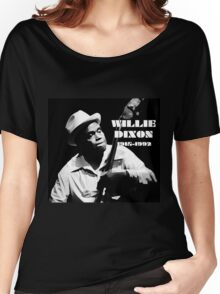 Willie Dixon - Blues Legend Women's Relaxed Fit T-Shirt