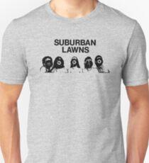 suburban lawns  t shirt T-Shirt