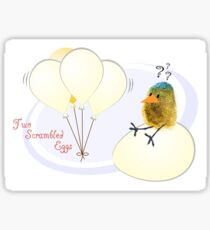 Baloons! Sticker