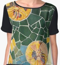 Estilo Gaudi Women's Chiffon Top