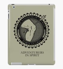 Town Guards iPad Case/Skin