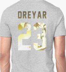 Dreyar jersey #23 Unisex T-Shirt