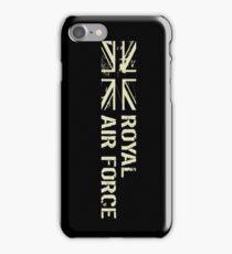 British Royal Air Force iPhone Case/Skin