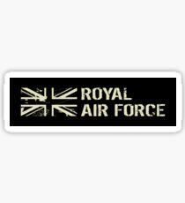 British Royal Air Force Sticker