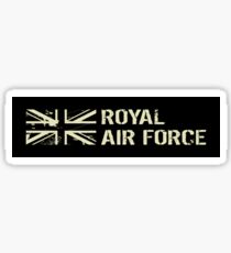 British Royal Air Force Sticker