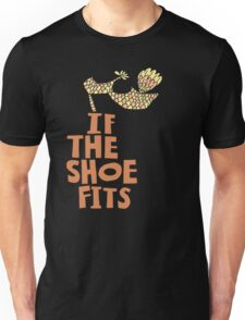 If the Shoe Fits Retro footwear with1960s style Type T-Shirt