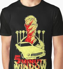 5 minute window Graphic T-Shirt