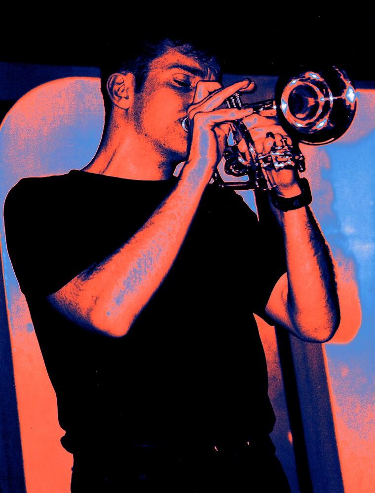 Jazzman by kitlew