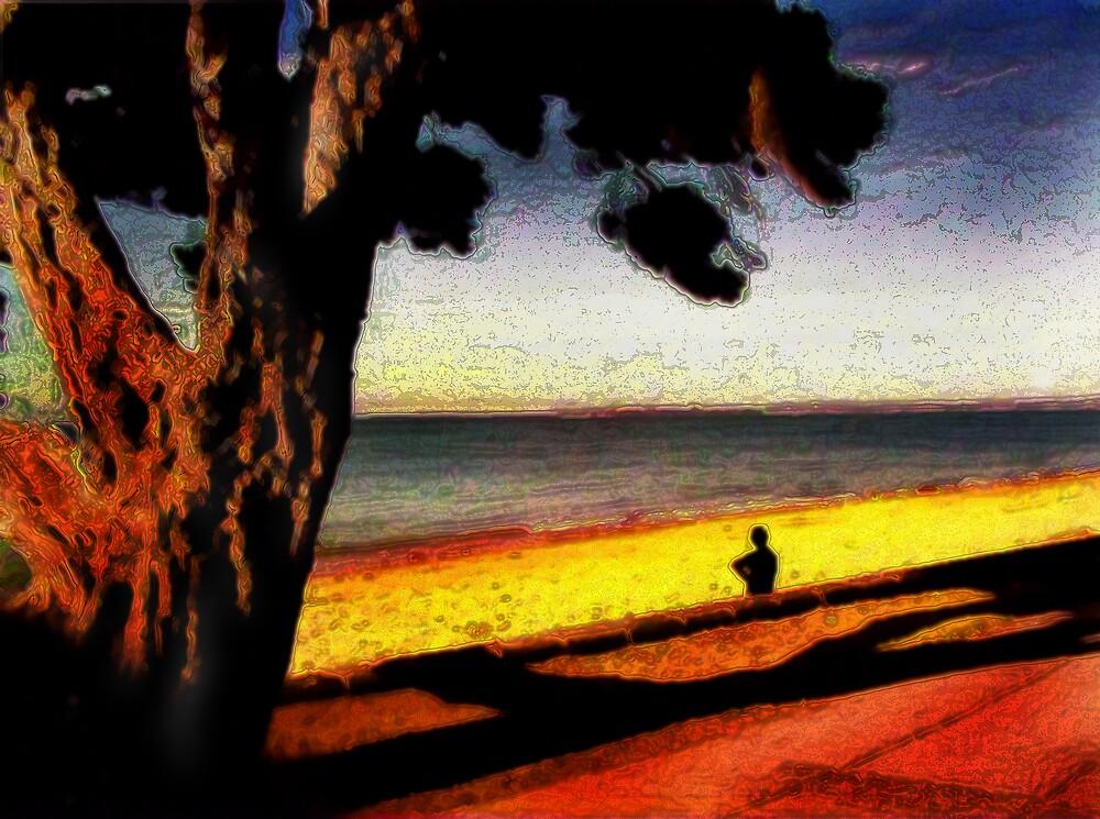 Shadow Tree by Bruce  Watson