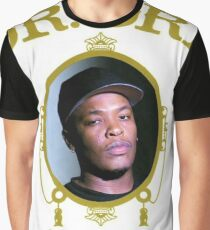 Dr Dre The Chronic Graphic T-Shirt