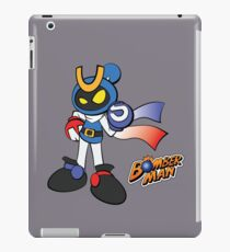 Magnet Bomber - Ready to Fight iPad Case/Skin