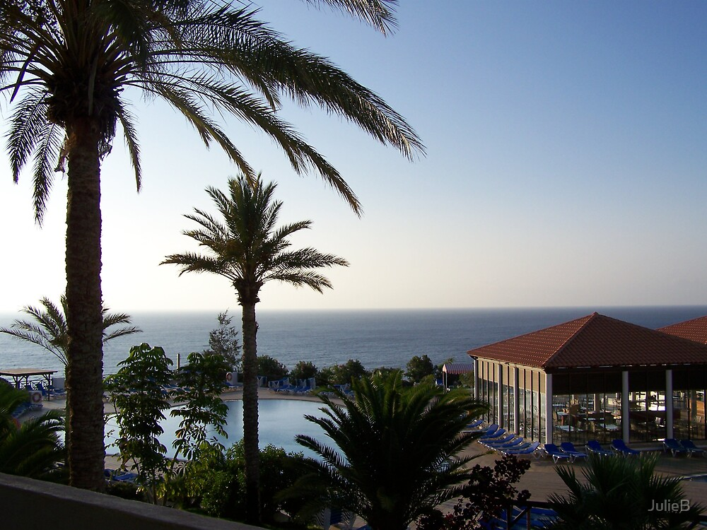 early morning in the canaries by JulieB
