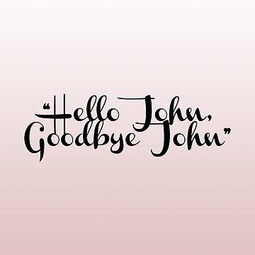 """""""Hello John, Goodbye John"""" - The Vampire Diaries by alexandra89"""