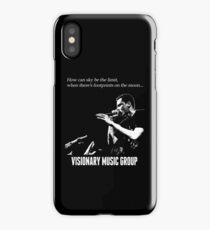 Footprints on the Moon iPhone Case/Skin