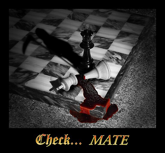 Check... Mate by Michael Savad