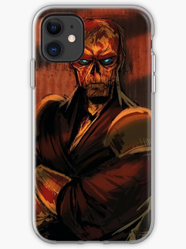 The Fox's Wedding iPhone 11 case