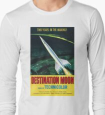 Destination Moon - vintage movie poster T-Shirt