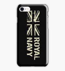 British Royal Navy iPhone Case/Skin