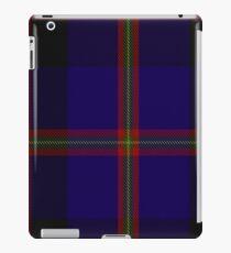 Royal Marines Condor Military Tartan  iPad Case/Skin