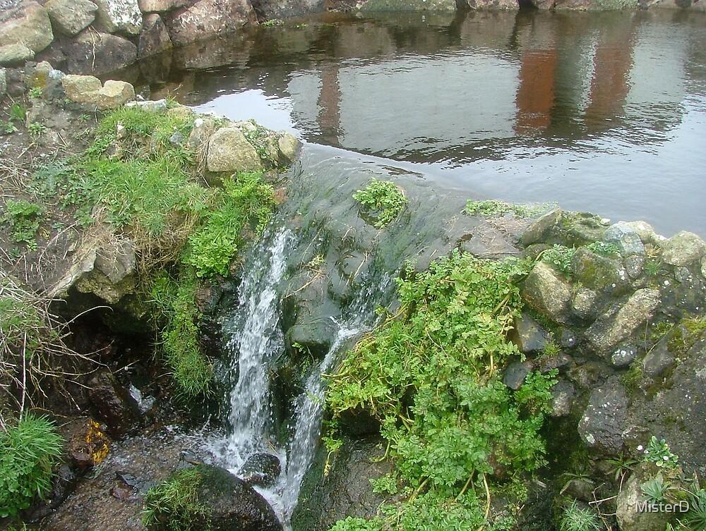Waterfall by MisterD